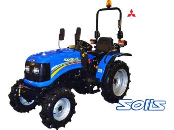 Solis RX26 4wd Open beugel  - traktor