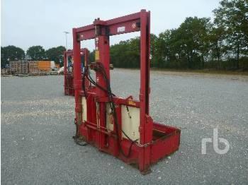 Bvl TOPSTAR 145DW Silage Block Cutter - urządzenie do hodowli zwierząt
