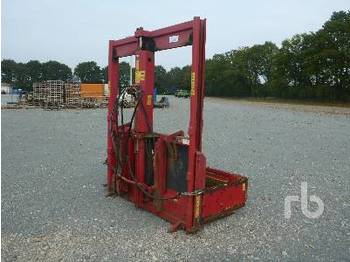 Bvl TOPSTAR 145 HID Silage Block Cutter - urządzenie do hodowli zwierząt