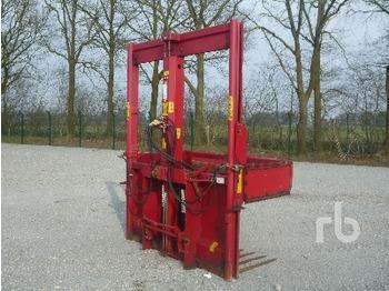 Bvl TOPSTAR 170DW Silage Block Cutter - urządzenie do hodowli zwierząt
