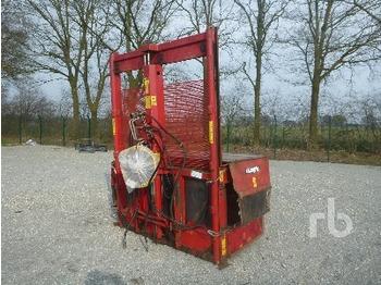 Bvl TOPSTAR 170 Silage Block Cutter - urządzenie do hodowli zwierząt