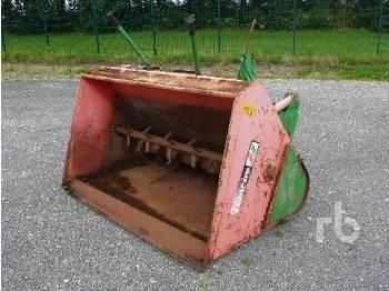 HOLARAS VDC900 Silage Bucket - urządzenie do hodowli zwierząt