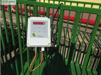 Mrol Viehwaage 2m/Cattle scale/Waga bydlęca - urządzenie do hodowli zwierząt