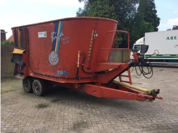 Peecon Biga 15m3 Twin Eco - wóz paszowy