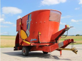 Peecon VML 075 - wóz paszowy