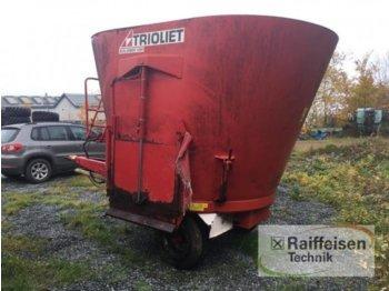 Wóz paszowy Trioliet Futtermischwagen