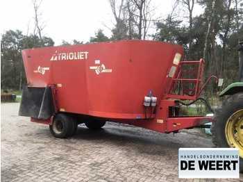 Wóz paszowy Trioliet solomix2-2400 LZK