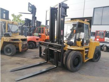 Leasing Caterpillar DP80 - 4-wheel front forklift