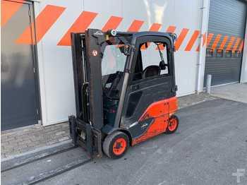 4-wheel front forklift Linde E16P-02 (386) EVO