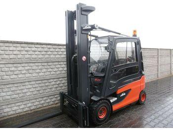 Leasing Linde E25L-01  - 4-wheel front forklift