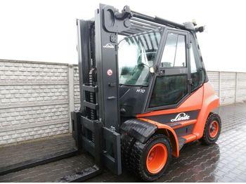 Leasing Linde H70D-02  - 4-wheel front forklift