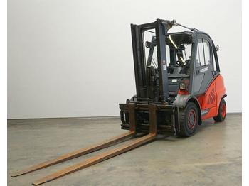 Linde H 50 D/394 - 4-wheel front forklift