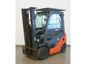 4-wheel front forklift Toyota 06-8FD15F