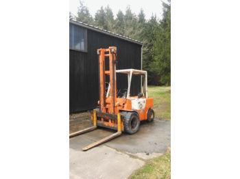 s Balkancar  - 4-wheel front forklift