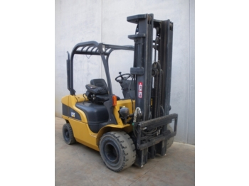 Cat V30d forklift Manual in spanish