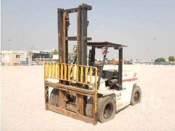 HYSTER 7 Ton - forklift