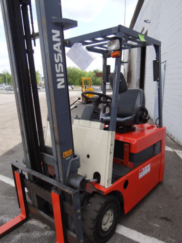 nissan n01l15u stvzo beleuchtung sofort verf gbar forklift from germany for sale at truck1 id. Black Bedroom Furniture Sets. Home Design Ideas