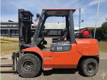 Forklift Toyota 02 7FG40