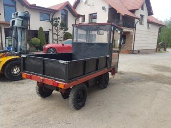 Balkancar b.d. - tow tractor