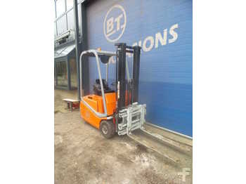 3-wheel front forklift BT C3E 120