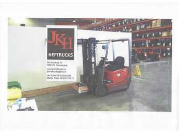 3-wheel front forklift BT C3E 160