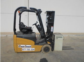 3-wheel front forklift CATERPILLAR EP16NT