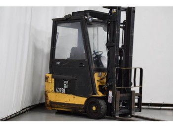 3-wheel front forklift Caterpillar EP20NT: picture 1
