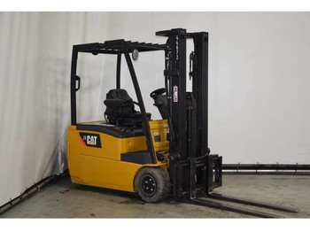 Caterpillar EP20PNT - 3-wheel front forklift
