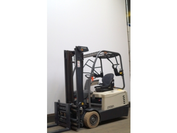Crown SC5340-1.6 - 3-wheel front forklift