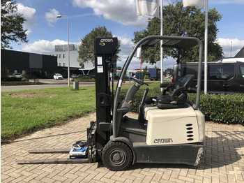 Crown SC 5310 (350 hours) - 3-wheel front forklift