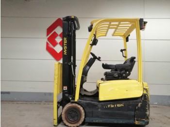 3-wheel front forklift HYSTER J1.6XNT SWB