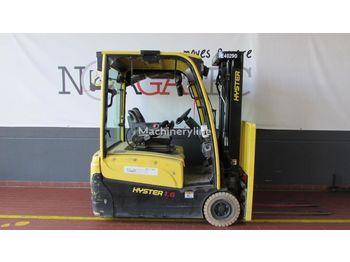 3-wheel front forklift HYSTER J 1.6 XNT (LWB)
