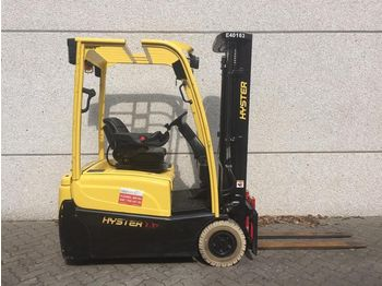 3-wheel front forklift HYSTER J 1.6 XNT (MWB)