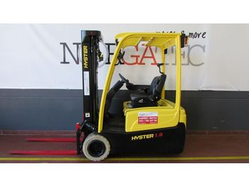 3-wheel front forklift HYSTER J 1.8 XNT (MWB)