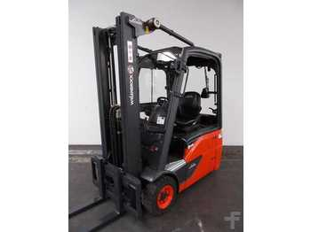 3-wheel front forklift Linde E16-386-02: picture 1