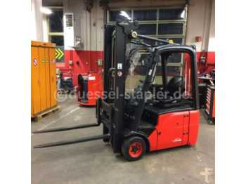 3-wheel front forklift Linde E 15-01 - !!TOPZustand/2406Std.!!