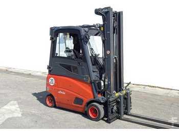 Linde E 20 PH-01 (batteria 2017) - 3-wheel front forklift