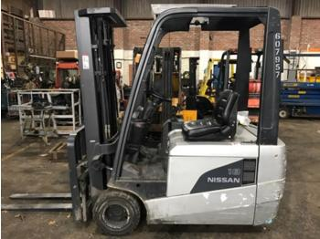 3-wheel front forklift Nissan G1N1L18Q: picture 1