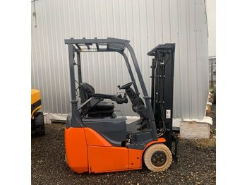3-wheel front forklift TOYOTA 8FBET15: picture 1