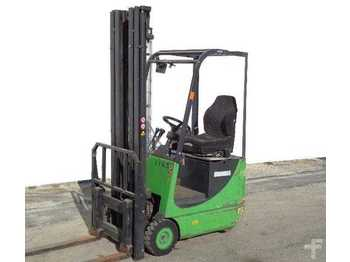 3-wheel front forklift [div] PIERALISI TR 800 M (batteria 2015)