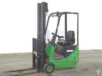 3-wheel front forklift [div] PIERALISI TR 800 (batteria 2015)