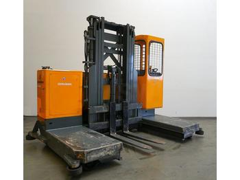 Baumann EMS II 40/12,5(12)/60 TV - 4-way reach truck