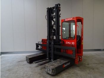 Bulmor EMU 30/13-10/55V - 4-way reach truck