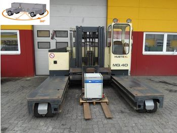 Hubtex MQ40D - Vierwege - TRIPLEX - 4-way reach truck