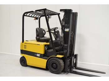 CATERPILLAR EP 25K - PAC - 4-wheel front forklift