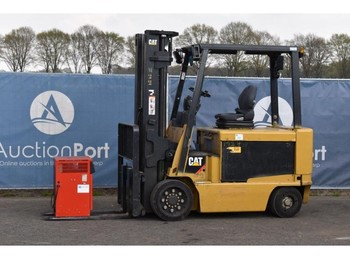 Caterpillar EC40N - 4-wheel front forklift