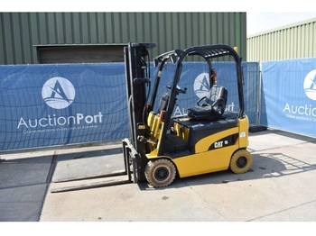 Caterpillar EP16N - 4-wheel front forklift