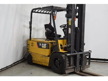 Caterpillar EP35KPAC - 4-wheel front forklift