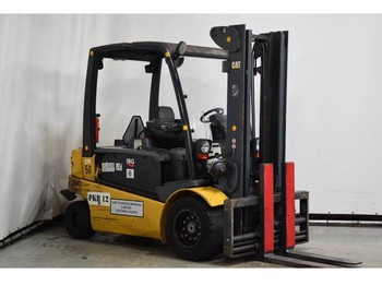 4-wheel front forklift Caterpillar EP50
