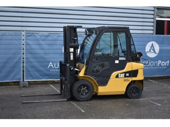 4-wheel front forklift Caterpillar GP25N